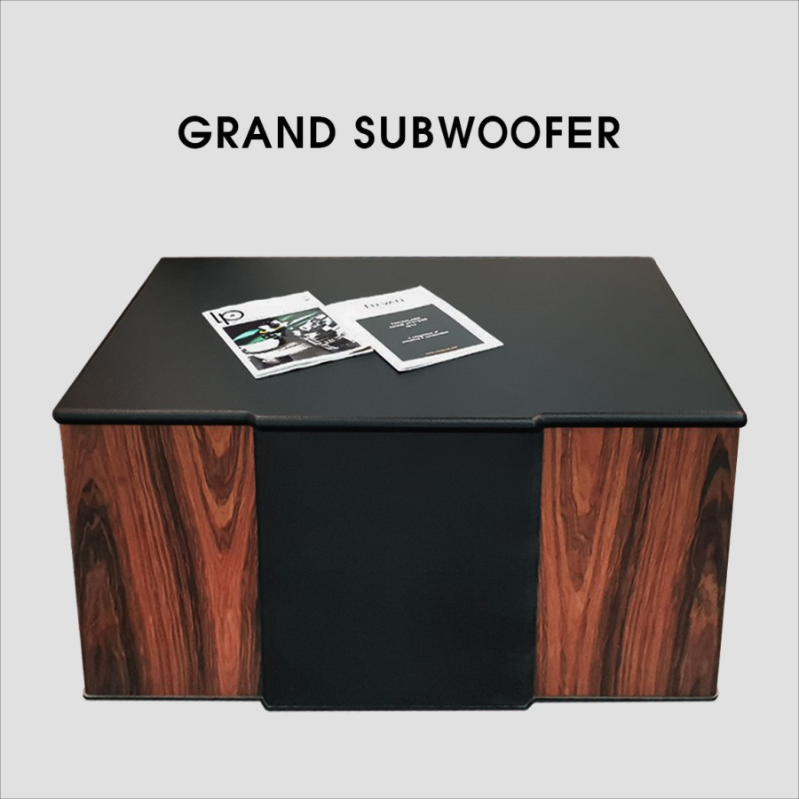 Grand Woofer with cover